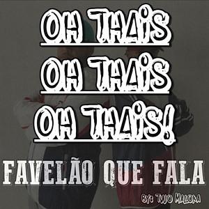 Posto no Facebook hashtag chateada (oh Thais oh Thais) [feat. DJ Blackes e MC Malek]