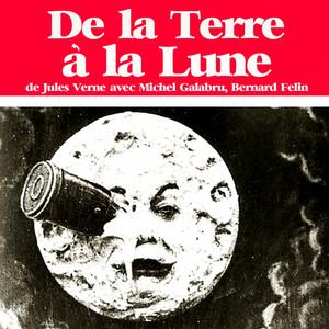 Jules Verne : De la Terre à la Lune Audiobook