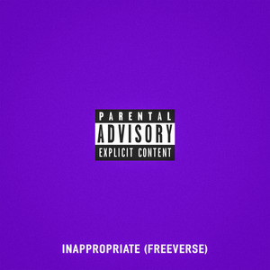 Inappropriate (Freeverse) cover art