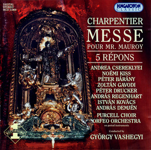 Messe pour Mr Mauroy, H. 6: Kyrie: Kyrie eleison
