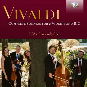 Vivaldi: Complete Sonatas for 2 Violins and B.C.