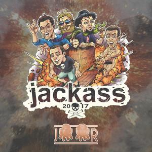 Jackass 2017 cover art