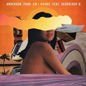 Am I Wrong (feat. ScHoolboy Q) - Single cover art