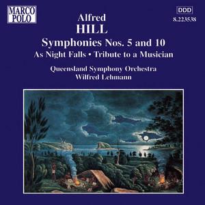 Symphony No. 5 in A Minor,