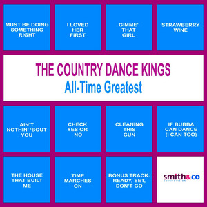 The Country Dance Kings All-Time Greatest album