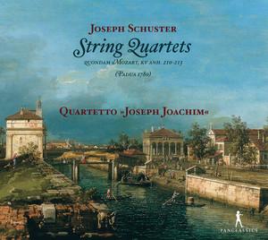 String Quartet No. 3 in G Minor: I. Adagio cover art