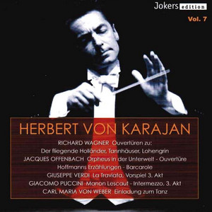 "Les contes d'Hoffmann: ""Barcarole"" by Philharmonia Orchestra, Herbert von Karajan"