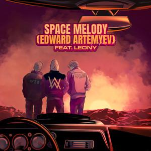 Space Melody (Edward Artemyev) cover art
