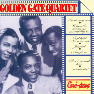 Ciné-Stars: Golden Gate Quartet album