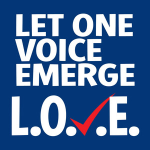 L.O.V.E. (Let One Voice Emerge) [feat. Patti Austin, Shiela E, Siedah Garrett, Lalah Hathaway, Judith Hill & Keke Palmer]