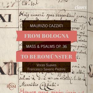 Beatus vir à 5 due Canti, Alto, Tenor e Basso con quattro Istromenti e tre parti di Ripieno: VII. Paratum cor ejus (tutti) cover art