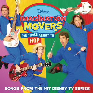 Paint the Day Away by Imagination Movers