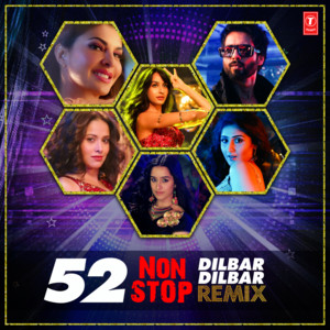 52 Non Stop Dilbar Dilbar Remix(Remix By Kedrock,Sd Style)