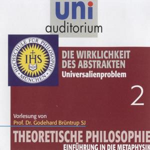Die Wirklichkeit des Abstrakten (Universalienproblem) Audiobook