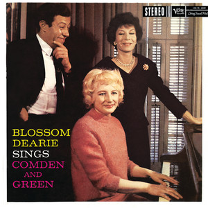 Sings Comden and Green album