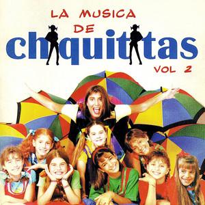 La Música de Chiquititas, Vol. 2