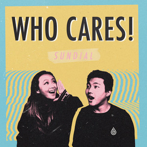 who cares! album cover