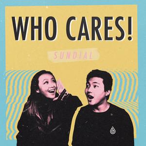 who cares! album cover