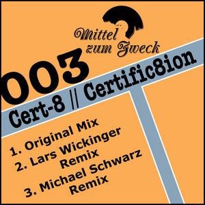 Certific8ion - Lars Wickinger Remix cover art