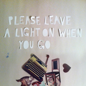 Please Leave a Light on When You Go - Brittain Ashford