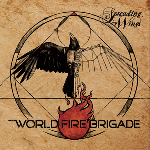 Never Saw The Wall by World Fire Brigade, Rob Caggiano