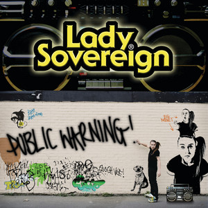 Lady Sovereign – love me or hate me (Acapella)
