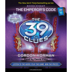 The Emperor's Code - The 39 Clues, Book 8 (Unabridged)