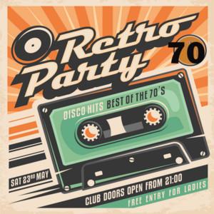 70's Retro Party