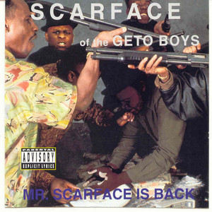 Mr. Scarface Is Back album