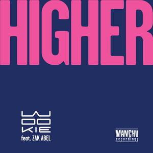 Higher (Radio Edit) cover art