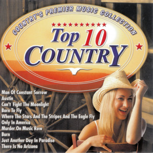 Top 10 Country album