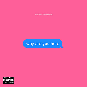 why are you here cover art
