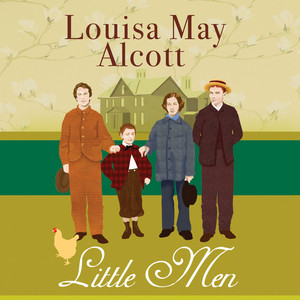 Little Men - Little Women 2 (Unabridged)
