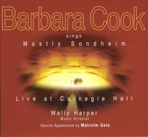 Barbara Cook Sings Mostly Sondheim album