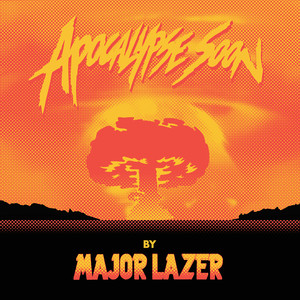 Major Lazer Ft Pharrell – Aerosol Can (Studio Acapella)