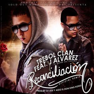 Reconciliacion (Remix) [feat. J Alvarez] - Single