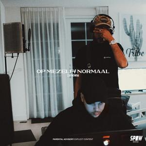 Op Mezelf/Normaal cover art