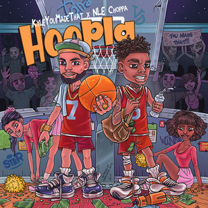 Hoopla cover art