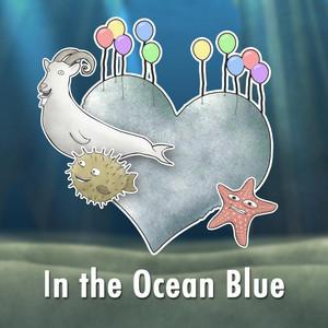 In the Ocean Blue by Jason Steele