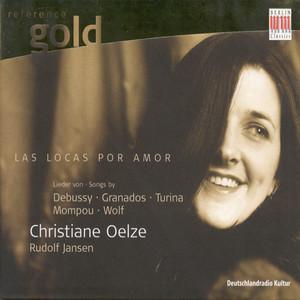 Spanisches Liederbuch: Weltliche Lieder: No. 34. Geh, Geliebter, geh jetzt
