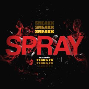 Spray (feat. Tyga & YG)
