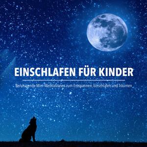 Einschlafen für Kinder: Beruhigende Mini-Meditationen zum Entspannen, Einschlafen und Träumen Audiobook