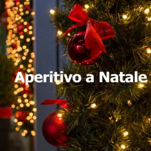 Aperitivo a Natale