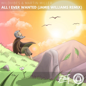 All I Ever Wanted (Jamie Williams Remix) cover art