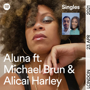 Trouble - Spotify Singles by Aluna, Michael Brun, Alicai Harley