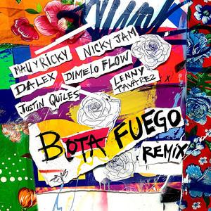 BOTA FUEGO (feat. Dímelo Flow, Justin Quiles & Lenny Tavárez) [Remix]