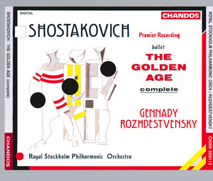 Zolotoy vek (The Golden Age), Op. 22: Act I: Dance of the Tennis Players and Training Session