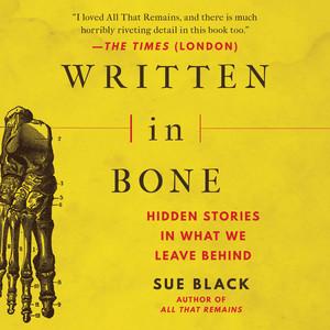 Written in Bone (Unabridged) Audiobook