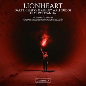 Lionheart - Tom Fall Remix cover art
