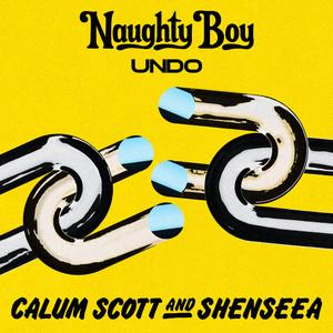Undo (with Calum Scott & Shenseea)